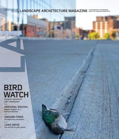 LAM February 2020 Cover